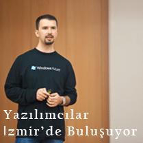 Yazılımcılar İzmir'de Buluşuyor