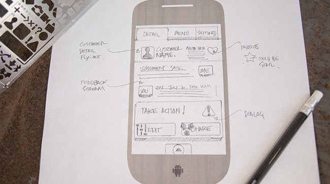 Android-User-Interface