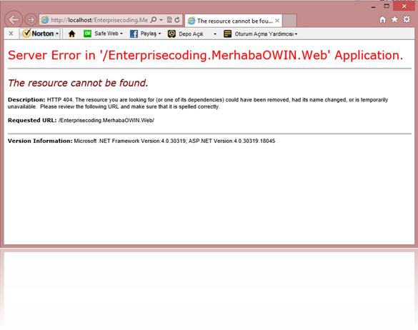 OWIN-IIS-404-Error